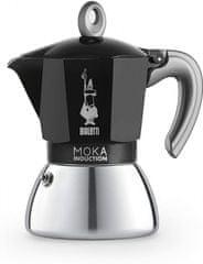 BIALETTI kawiarka MOKA INDUCTION czarna 2 filiżanki