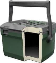 Stanley 10-01622-060 Prenosný chladiaci pasívny box Adventure series 6,6l zelený new