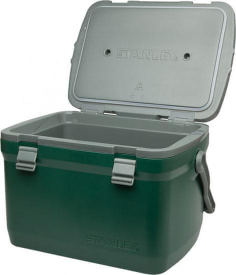 Stanley 10-01623-068 Prenosný chladiaci pasívny box Adventure series 15l zelený new