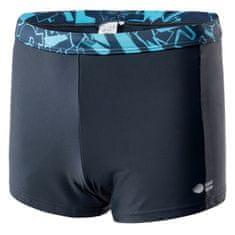 AquaWave Biri Jr kupaći kostim za dječake, tamno plavi, 140