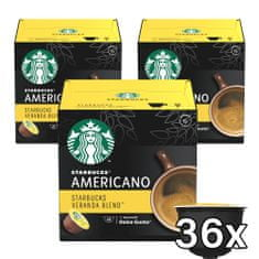 Starbucks Blond Veranda Blend 12 kapsúl 102 g 3 balenia