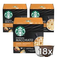 Starbucks by Nescafé Dolce Gusto Caramel Macchiato, 3 balenia