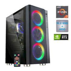 PCX Extian namizni gaming računalnik (PCX EXTIAN RX 6.6)