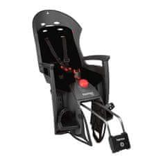 HAMAX fotelik rowerowy Siesta - Grey/Black