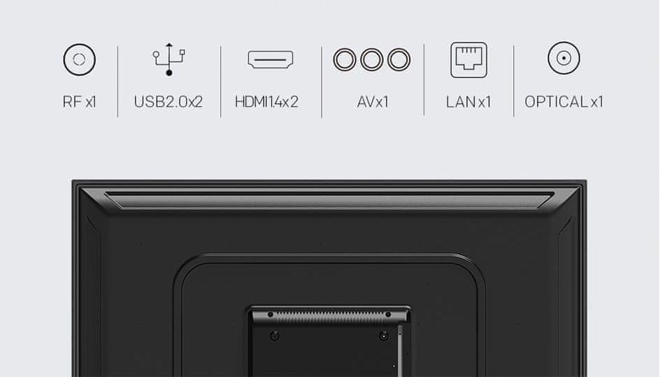 metz tv telewizor hd 2021 wi-fi Bluetooth hdmi usb lan