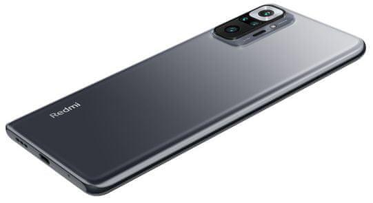 Xiaomi Redmi Note 10 Pro, 6GB/128GB, Onyx Gray