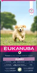 Eukanuba Puppy Large & Giant Lamb 12kg