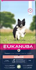 Eukanuba Senior Small & Medium Lamb 12 kg