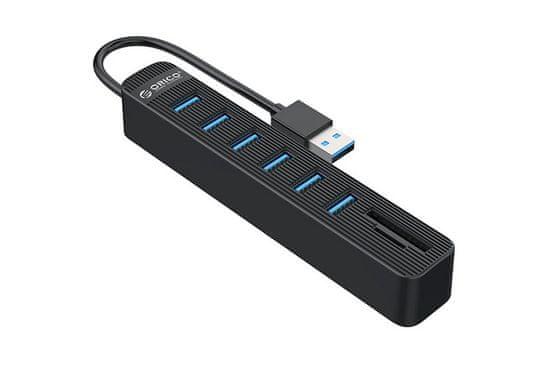 Orico TWU3-6AST USB 3.0 vozlišče (hub), 6x USB-A