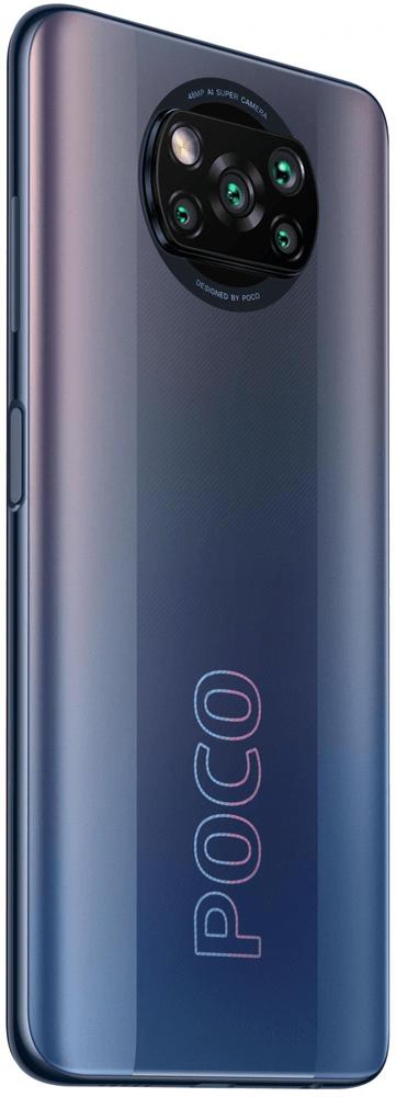 POCO X3 Pro, 6GB/128GB, Phantom Black