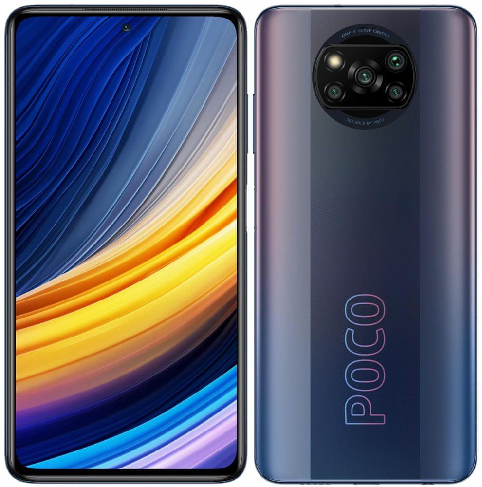 POCO X3 Pro, 6GB/128GB, Phantom Black - rozbaleno