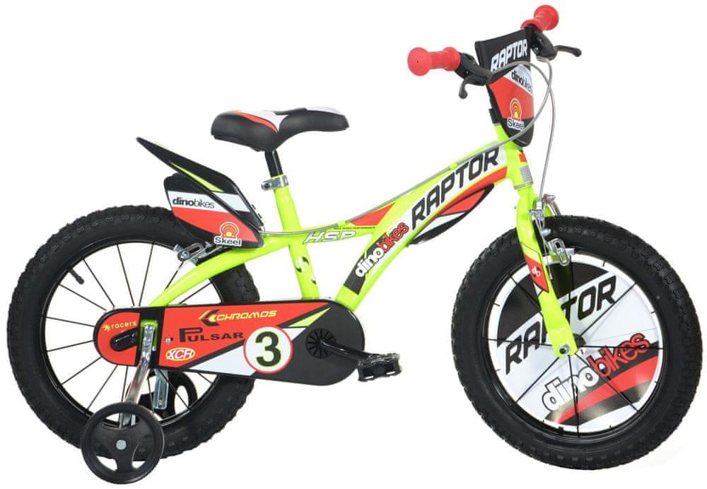 """Dino bikes Kolo Raptor 14"""""""