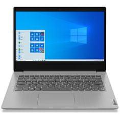 Lenovo IdeaPad 3 14IIL05 prenosnik i5-1035G1, 8GB, 512GB SSD, 14 FHD, Win 10 (81-WD00-U9)