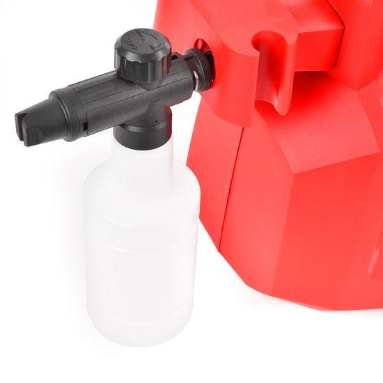 Hecht 3425 Samonasávací aku tlaková myčka 40 bar