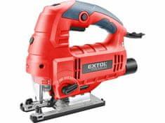 Extol Premium Píla priamočiara, príkon 800W, 0-3000ot/min, hliníková základňa