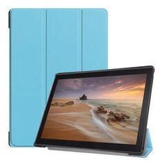 Onasi Style ovitek za Samsung Galaxy Tab A7, preklopni, moder