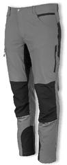 Promacher Pánské outdoorové strečové kalhoty Fobos šedá/černá 46