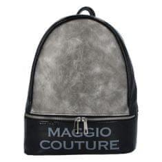 Maggio Mestský dámsky batoh Maggio Couture, dark silver