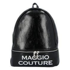 Maggio Mestský dámsky batoh Maggio Couture, čierny