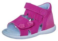 Protetika sandale za djevojčice Elza, 19, ružičaste