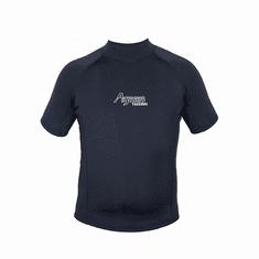 AGAMA Neoprenové triko THERMAL černá 2XL