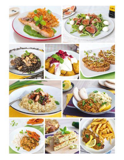 Fit recepty Kniha Obědy a večeře