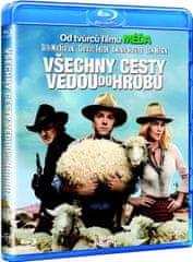 Všechny cesty vedou do hrobu ( plyšák) - Blu-ray