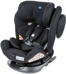 Chicco Autosedačka Unico Plus AIR isofix Black 0-36 kg