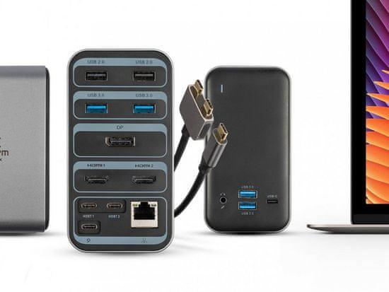 Xtorm XWD001 USB-C priključna postaja, 13-v-1
