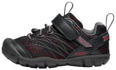 KEEN Chandler Cnx C-Raven/Fiery Red US 8 (EU 24)