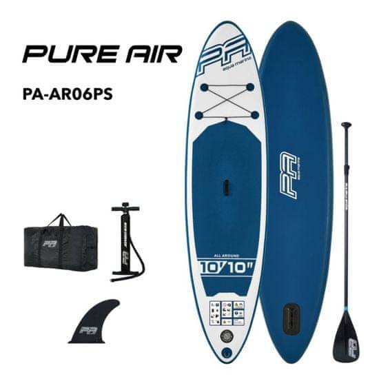 Pure Air Pure Air PA Aqua Marina PA-AR06PS napihljivi SUP, z veslom in vrvico, 330 x 81 x 15 cm