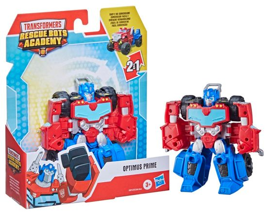 Transformers figura Rescue Bot kolekcija Rescan Optimus ATV Jeep