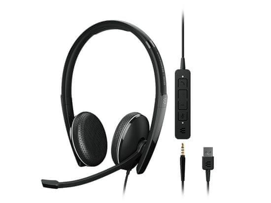 Epos | Sennheiser Adapt 165 USB II slušalke z mikrofonom