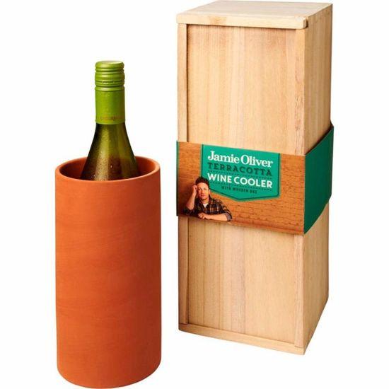 Jamie Oliver Posoda za hlajenje vina iz Terracotte