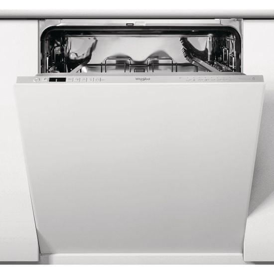 Whirlpool vstavaná umývačka WCIC 3C33 P