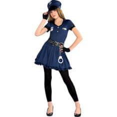 Moja zabava Kostum Simpatična Policajka