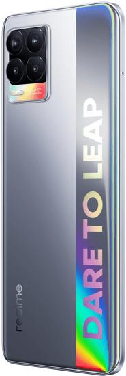 realme 8, 6GB/128GB, Cyber Silver