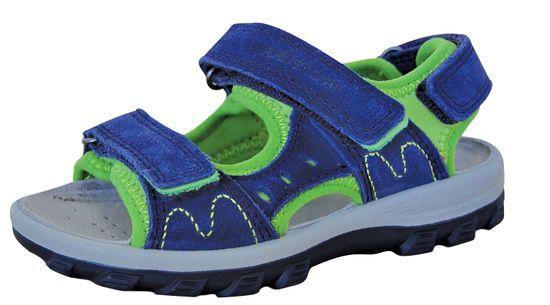 Protetika sandale za dječake Kory green