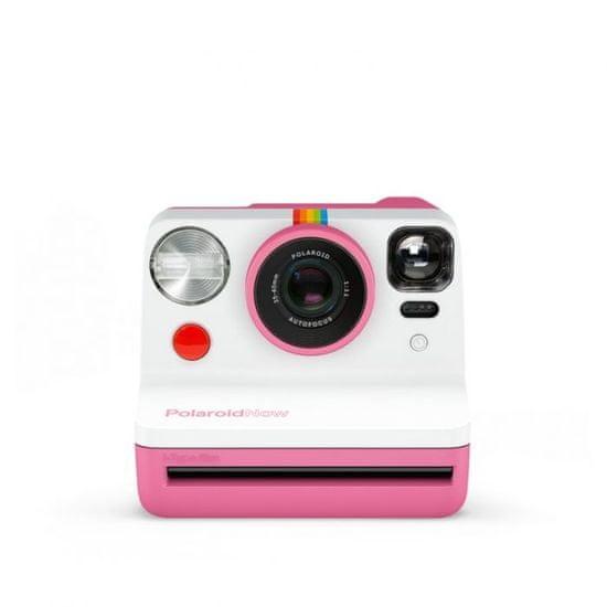 POLAROID NOW fotoaparat, roza-bel