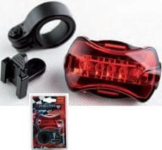Bottari Hero LED kolesarska luč, zadnja