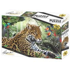 Howard Robinson sestavljanka Gepard, 500/1, 50 x 70 cm