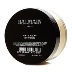 Balmain Íl na vlasy , Matt Clay Strong, 100 ml
