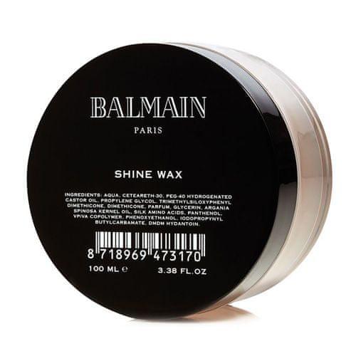 Balmain vosek za lase, Shine Wax, 100 ml