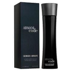 Giorgio Armani Po britju moški , Armani Code, 100 ml