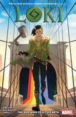 Daniel Kibblesmith: Loki Bůh, který spadl na Zemi