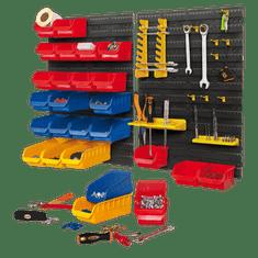 Handy 43 delni stenski organizator orodja za delavnice