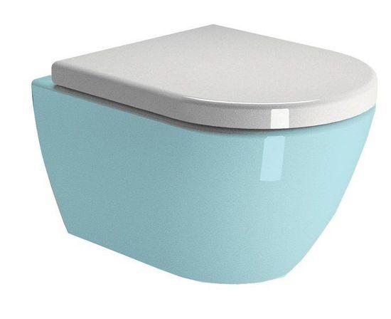 GSI CERAMICA Norm/pura wc sedátko, soft close, biela (MS86CN11)