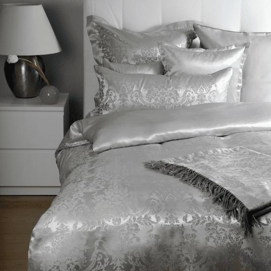 Naturaland Manjša Svilena posteljnina/PORTOFINO - Žakard svila / 31 momme (mm)