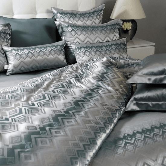 Naturaland Manjša Svilena posteljnina/RUWEN - Žakard svila / 31 momme (mm)