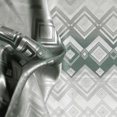 Naturaland Manjša Svilena posteljnina/RUWEN - Žakard svila / 31 momme (mm), na gumbe, 135x200